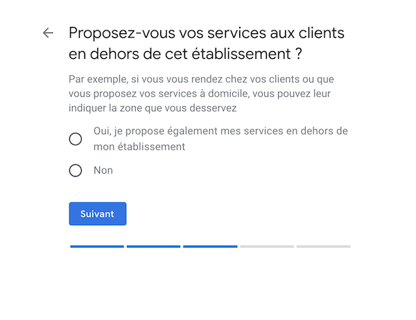 Google my business services