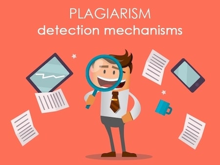 The Plagiarism Checker