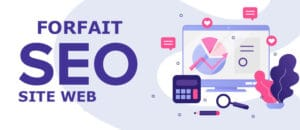 forfait referencement site web